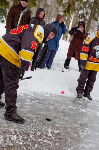 Hyvät sydämet Pietarinkadun Oilers